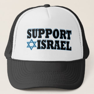 Support Israel Trucker Hat