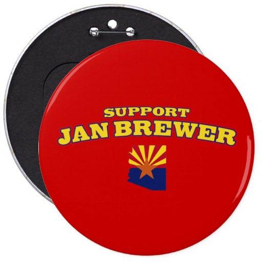 Support Jan Brewer Buttons