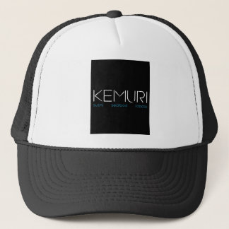 Support kemuri trucker hat