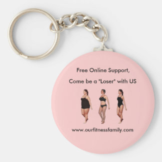 Support Key Chain