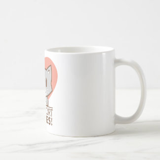 Support Kitty Coffee Mug