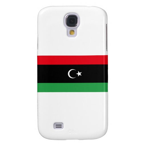 Support Libya to be Free Galaxy S4 Cases