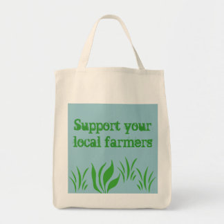 Support Local Farmers_Tote Bag