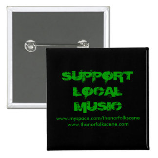 Support Local Music Buttons