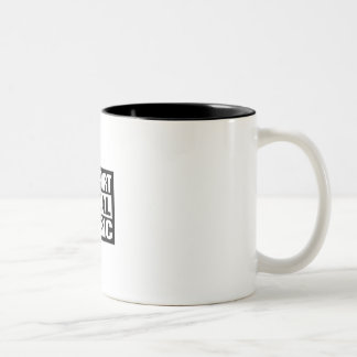 """Support Local Music"" mug"