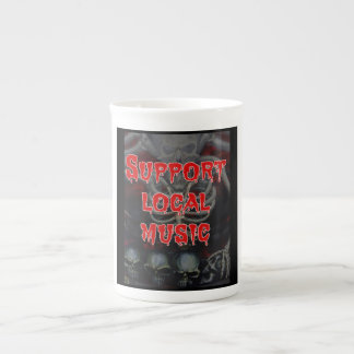 Support Local Music MUG Porcelain Mugs