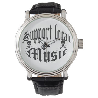 support local music watch