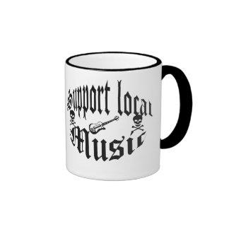 support locals ringer coffee mug