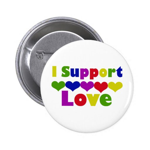 Support Love Button