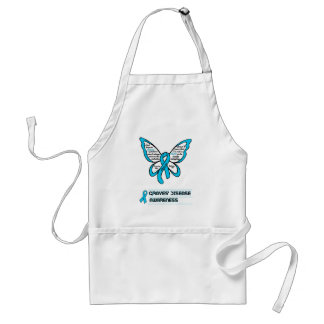 Support/Love/Believe...Graves' Standard Apron