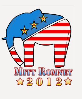 Support Mit Romney for President Shirt