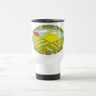 Support Organic Farming Coffee Mug