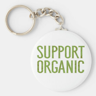 Support organic key ring
