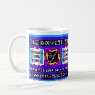 Support Our Transgender Troops Coffee Mug