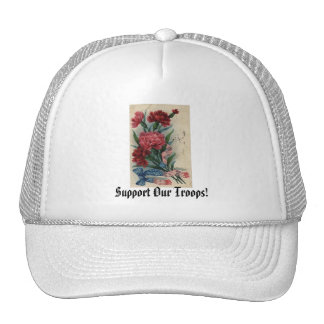 Support Our Troops! Cap