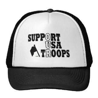 SUPPORT OUR TROOPS CAP