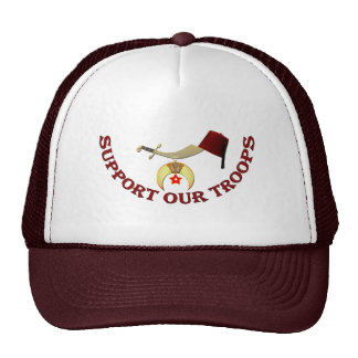 Support Our Troops Hat