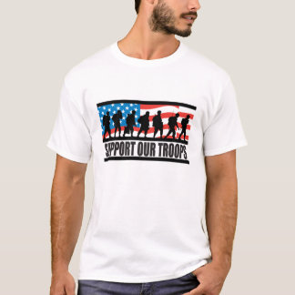 Support our Troops Mens T-Shirt