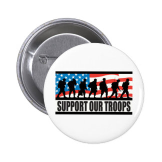 Support Our Troops Pins