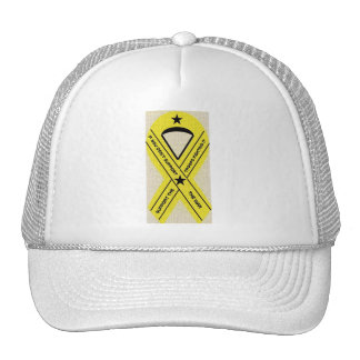 SUPPORT OUR TROOPS RIBBON CAP
