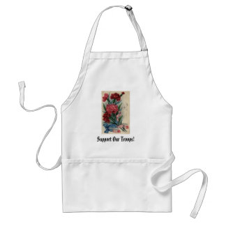 Support Our Troops! Standard Apron