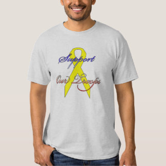 Support our Troops Tee Shirts