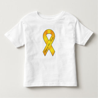 Support Our Troops - Yellow Ribbon Shirt