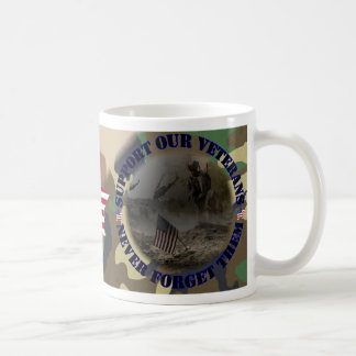 Support our veteran… the USA Mugs
