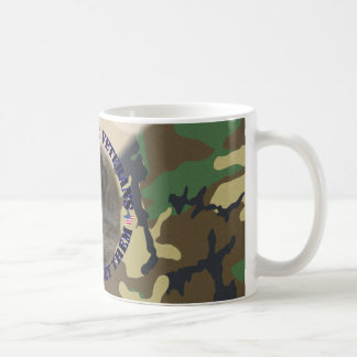 Support our veteran… the USA Coffee Mug