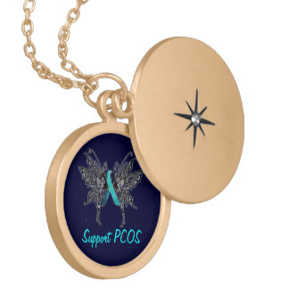 Support PCOS Necklace