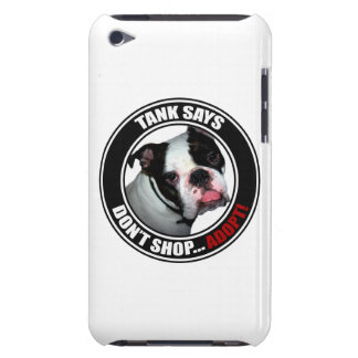 Support Pet Adoption Don t Shop Adopt Barely There iPod Cases