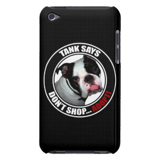 Support Pet Adoption DON T SHOP ADOPT iPod Case-Mate Cases