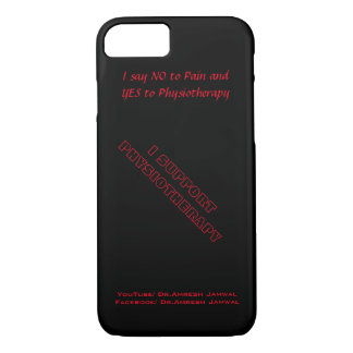 Support Physiotherapy iPhone 8/7 Case