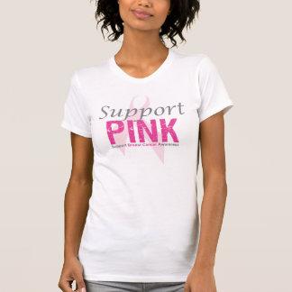 Support Pink t-shirt