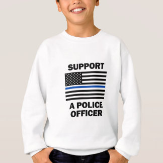 Support Police Officers Sweatshirt