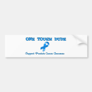 SUPPORT PROSTATE CANCER BUMPER STICKER