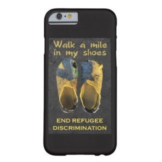 Support Refugees phone case