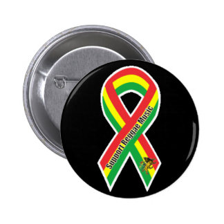 Support Reggae Music Pinback Buttons