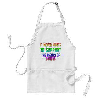 Support Rights of Others Standard Apron