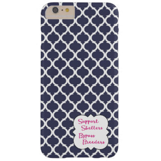 Support Shelters.  Bypass Breeders. Barely There iPhone 6 Plus Case