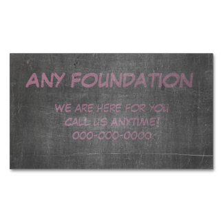 Support Sponsor Contact Us Anytime Magnetic Business Cards