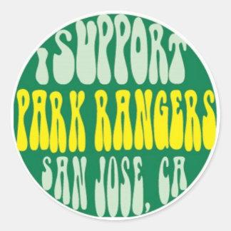 support_sticker round sticker