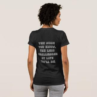 Support teachers T-Shirt