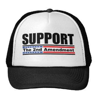 Support the 2nd Amendment Cap