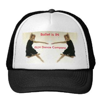 Support the Art line of JSLN Dance Company Cap