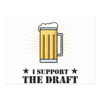 Support the Draft Postcard