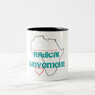 Support The Movement Mug