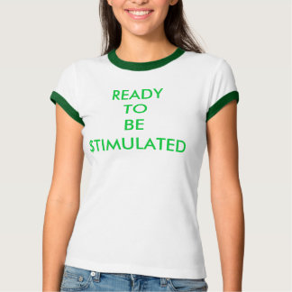 Support  the Stimulate Package Shirt
