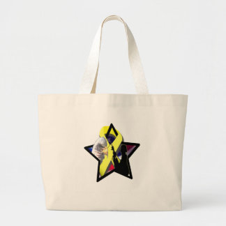 Support the Troops Canvas Bags
