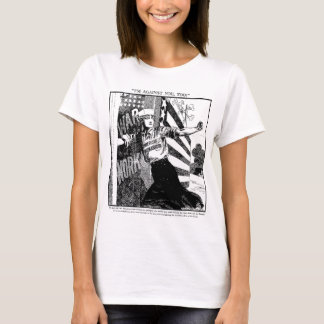 Support the Troops but End the War! T-Shirt